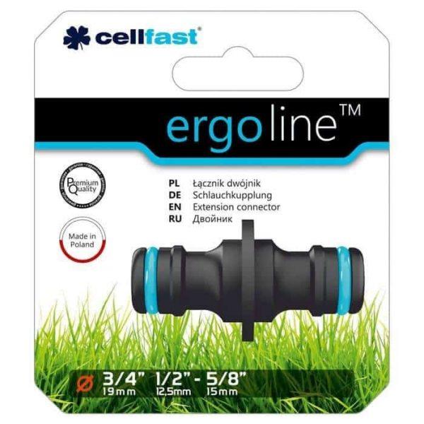 Cút nối ống mềm Cellfast Ergo