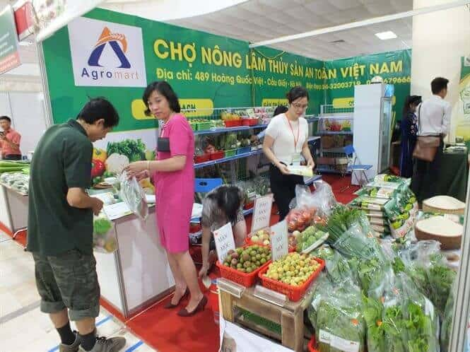 Hội chợ Agriviet 2016 Hanoi