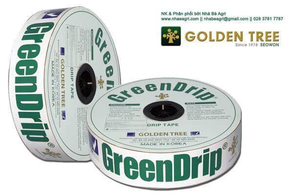 Ống tưới nhỏ giọt Greendrip seowon