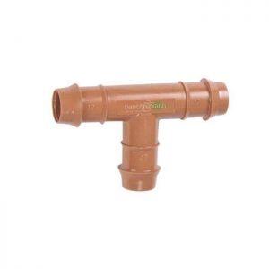 Tê nối ống PE DIG 17mm/