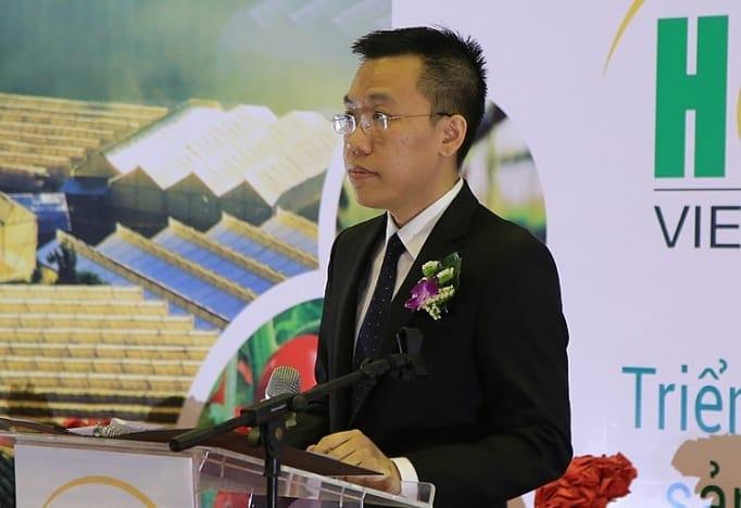 Ông Nguyễn Quang Huy - Phó Cục trưởng Cục Công tác phía Nam (Bộ Công Thương) đánh giá cao quy mô triển lãm năm nay tăng so với năm trước