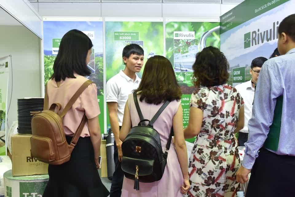 triển lãm hortex vietnam 2019 tạo cơ hội cho nhà bè agri gặp gỡ khách hàng