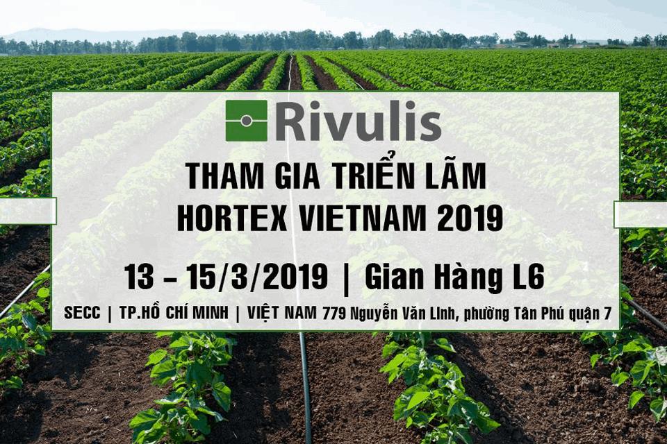 Nhà Bè Agri tham gia triển lãm Hortex Việt Nam 2019