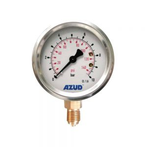 đồng hồ đo áp azud
