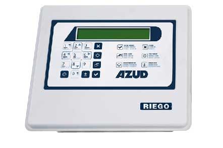 Bộ điều khiển hệ thống tưới tổng thể Azud Qgrow