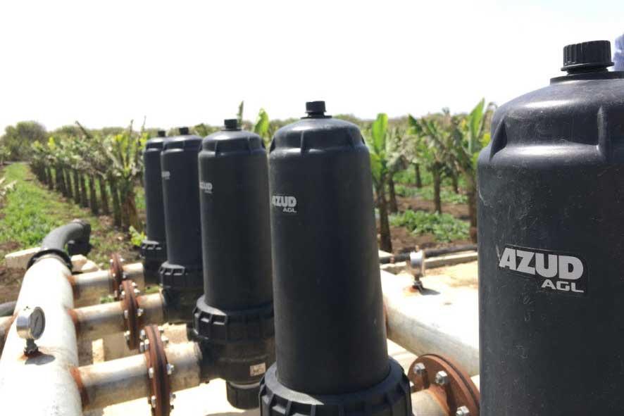 Lọc đãi hệ thống tưới azud ALG. Tầm quan trọng của Lọc trong hệ thống tưới