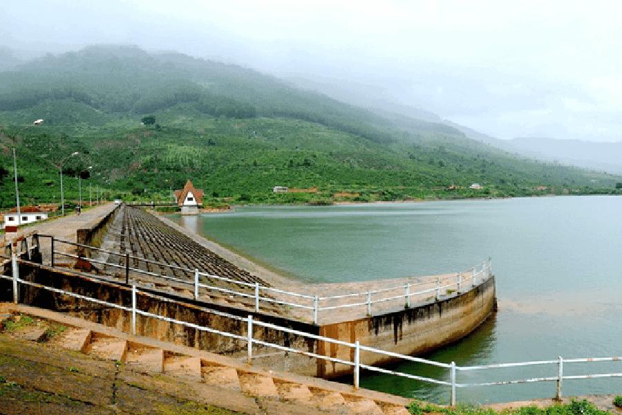 thiết bị tưới tại huyện Di Linh
